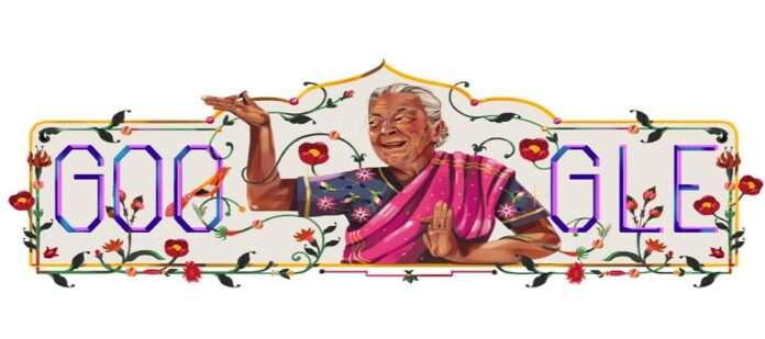 Google Dodge's unique tribute to Zora Sehgal.