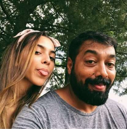 Anurag Kashyap is very close to his daughter