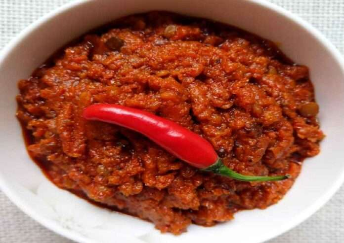 try red chilli thecha recipe