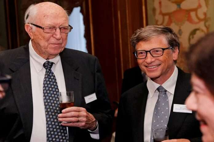Father of Microsoft co-founder Bill Gates dies at 94