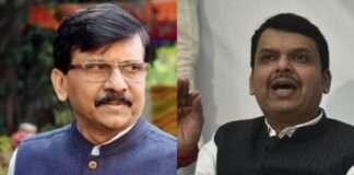 devendra fadnavis and sanjay raut meeting