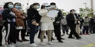 The World Health Organization explains how china control on coronavirus pandemic