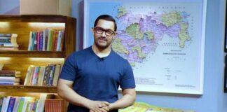 aamir khan paani foundation turns barren land into forest video viral