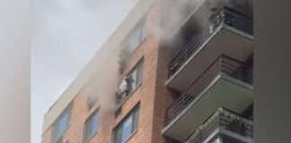 Firefighters amazing rescue in new york video goes viral on social media