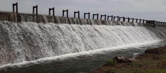 Manmad_Wagdardi_Dam