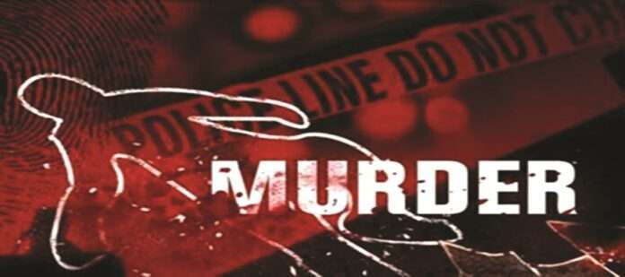 brother killed brother calling him murgi chor amroha in up