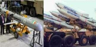 nirbhay and brahmos missile