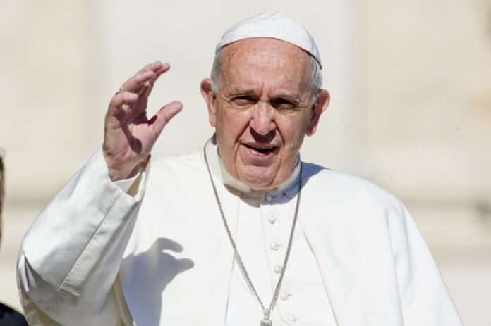 Having Sex And Eating Good Food Is Simply Divine said The Pope Francis