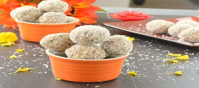 sweet recipe shingada ladoo