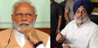 sad chief sukhbir singh badal announces exit from bjp let nda