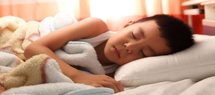 How much sleep is required by age