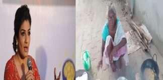 bollywood actor raveena tandon shares video of woman selling pakora after baba ka dhaba for help