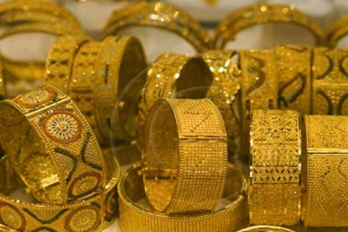 gold silver price, today gold mcx prices fall sharply and silver also dropped
