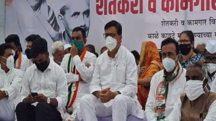 congress elagar against modi government famers laws massive famers rescue rally on tomorrow