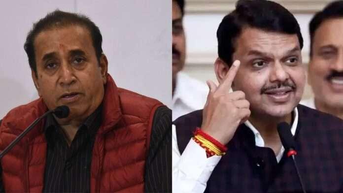 Anil Deshmukh and Devendra fadnavis