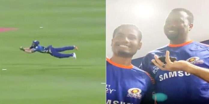 Anukul Roy Catch