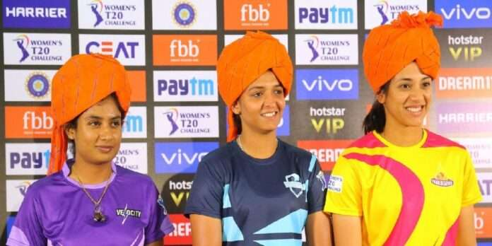 The BCCI announces squads and timetable for women's T20 Challenge