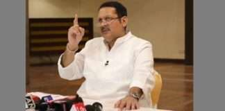 CM uddhav thackeray meet PM modi only for political compromises udayanraje alleged