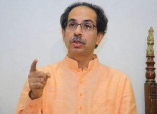 Uddhav Thackeray warn