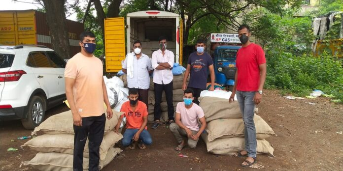 gutka worth rs 14 lakh seized travels