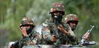 Pakistan initiated unprovoked ceasefire violation along the loc