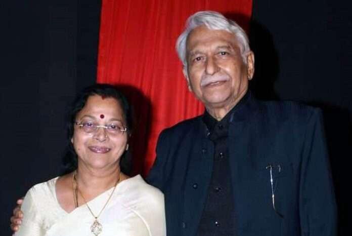 veteran actress seema deo suffering from alzheimer by info son ajinkya deo on twitter