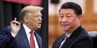 Trump Calls COVID-19 As 'Artificial Horrible Situation', Says US Will Never Forget What China Did