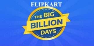 flipkart's big billion days sale start from 16 october