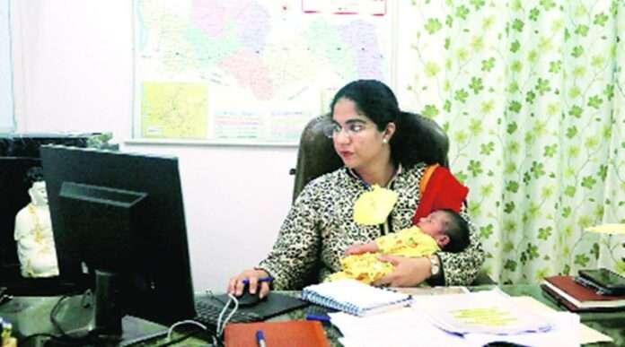 Modinagar SDM, Covid nodal officer rejoins work 14 days after giving birth