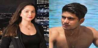 google search shows sara tendulkar as shubman gills wife