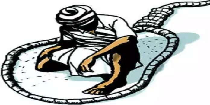 highest farmers suicides in maharashtra