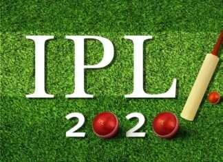 ipl 2020 match schedule