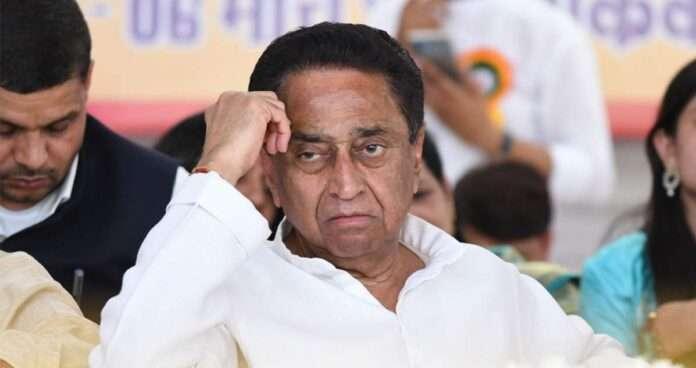 kamal nath controvercial statement on imrati devi calls item