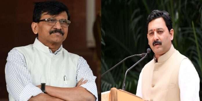 saamana editorial shivsena reacts on sambhajiraje bhosale