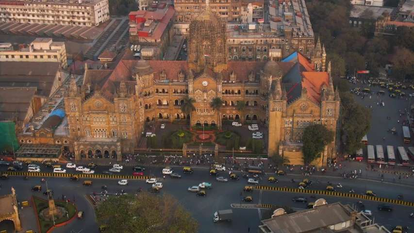 CSMT top View
