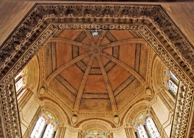 CSMT dome