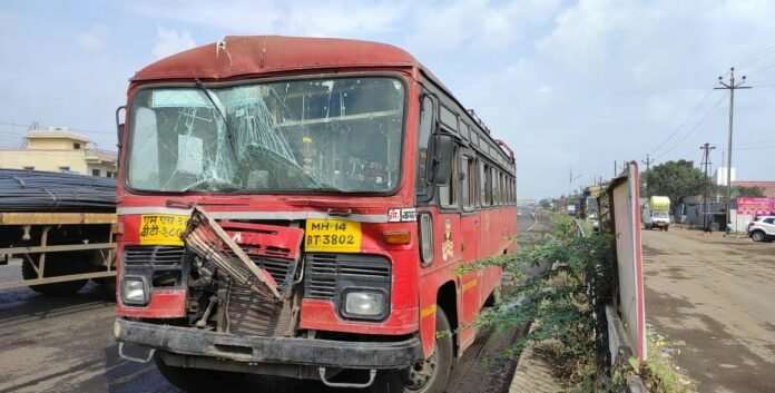 Bus accident Gonde