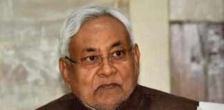 Nitish Kumar JDU