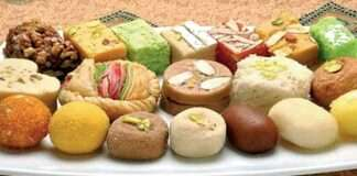 How to recognize adulterated sweets?