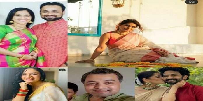 marathi celebrities wishes to fans happy diwali