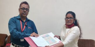 thane lost important documents were found after five and a half years