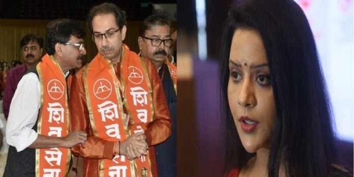 amruta fadnavis says shivsena is shavsena