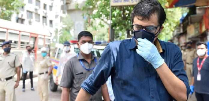 arnab goswami bail mumbai high court