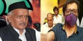 arnab goswami governor bhagatsingh koshyari 1