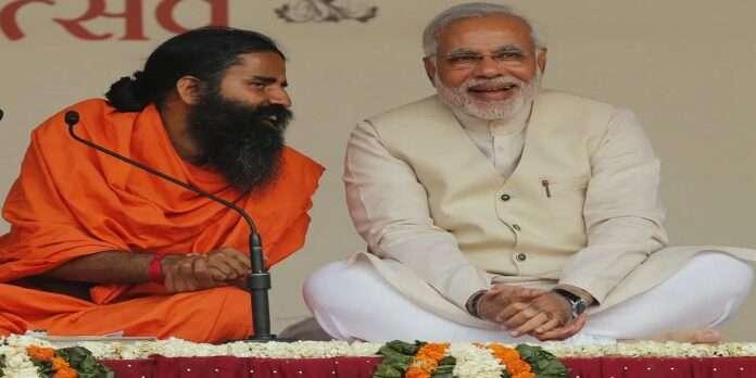 baba ramdev says next 10 to 20 years no option for pm narendra modi
