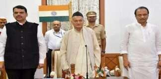 bjp leader devendra fadnavis reaction on morning oath ceremony