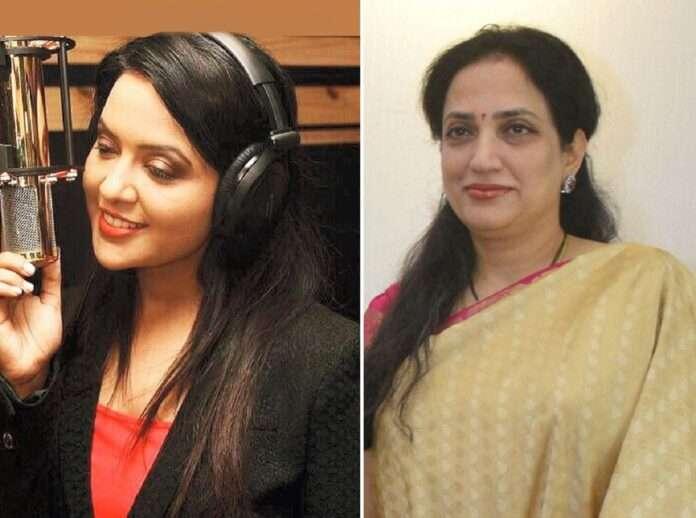 Rashmi Thackeray and Amruta Fadnavis