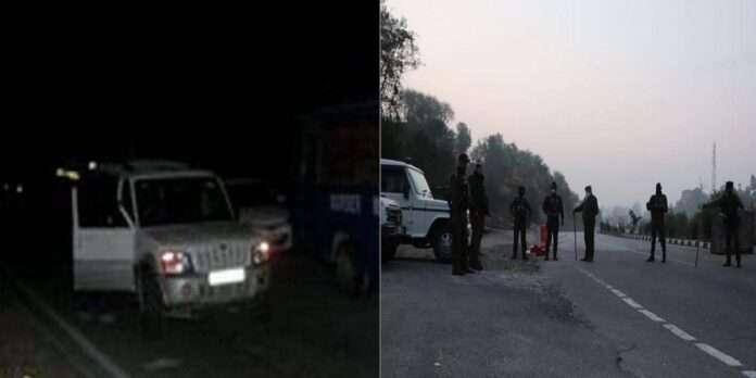 jammu kashmirfour terrorist killed in clashesh