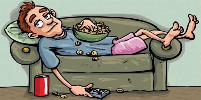 lazy people (Photo - wedowe)