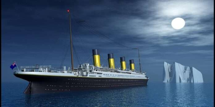 You can see the Titanic underwater But you have to pay